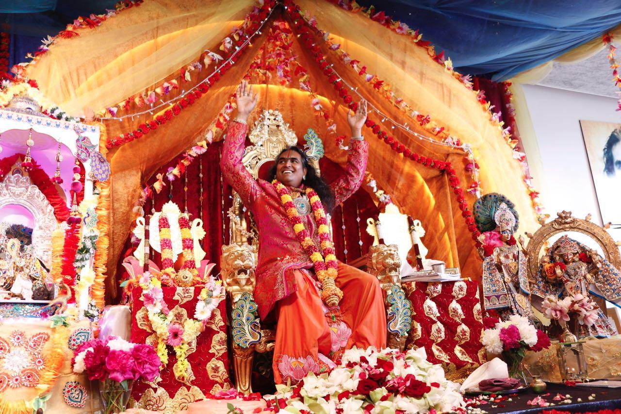 Paramahamsa Vishawananda 38 urodziny